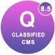 Quickad Modern Classified Ads CMS PHP Script