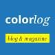 Colorlog – Blogging WordPress Theme