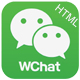 Wchat – Free Chat HTML Template